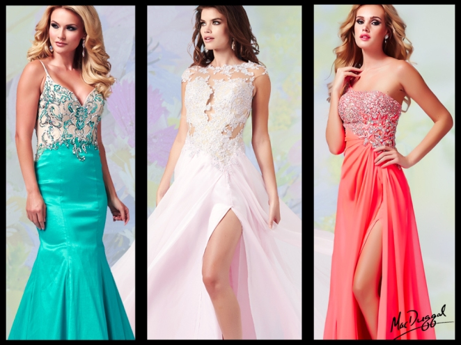 Mac Duggal Dresses for Spring 2014