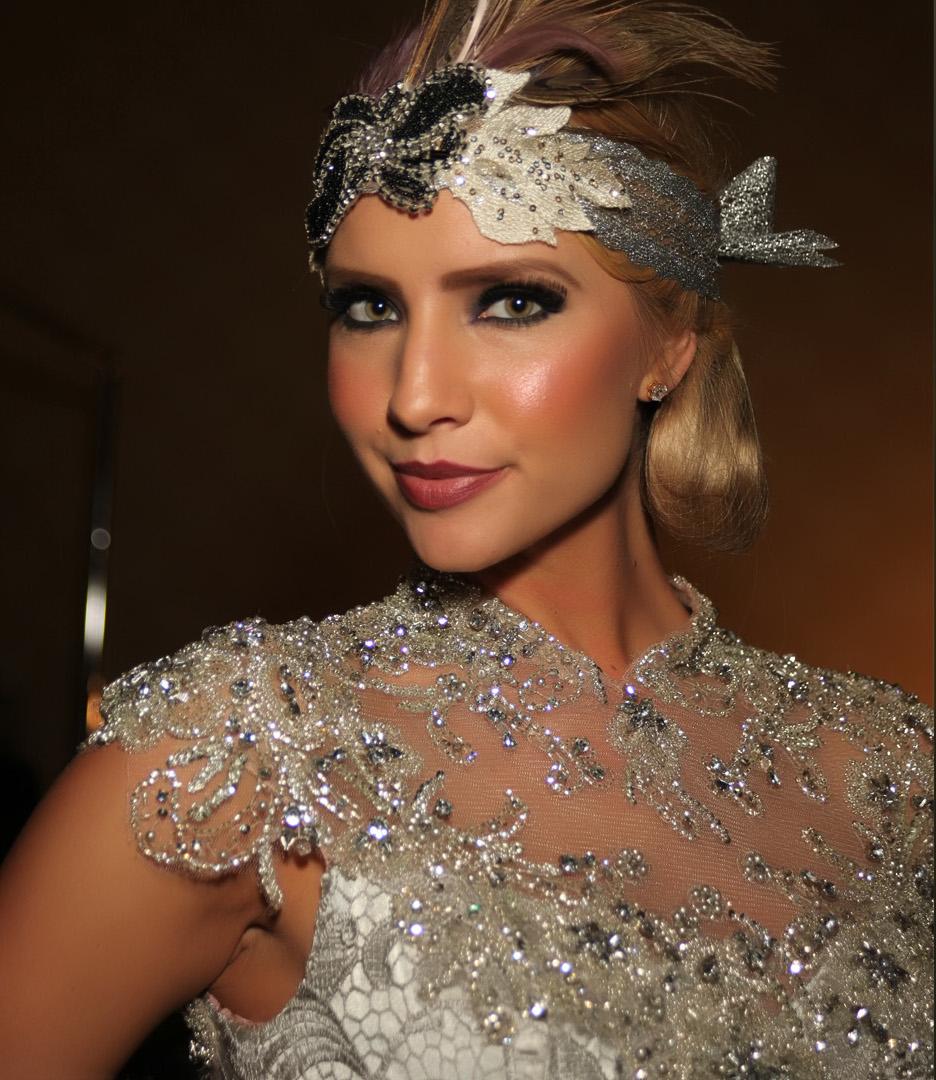 Gatsby Inspired Prom Hair Gatsby inspired prom dress