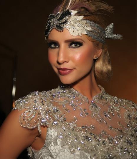 Gatsby Inspired Prom Dress