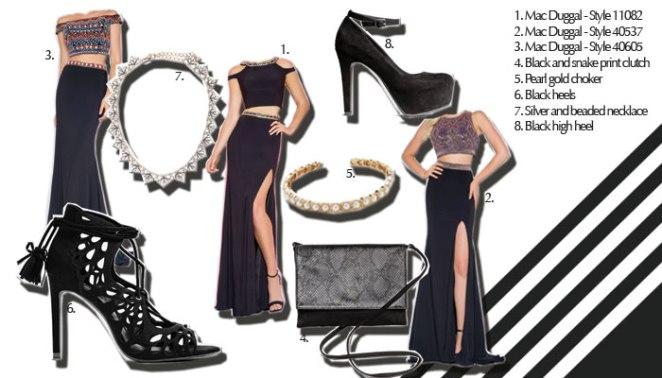 two-piece-black-prom-dress